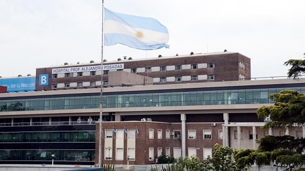 El Gobierno interviene el Hospital Posadas a raíz de su