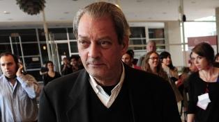Mario Vargas Llosa y Paul Auster estarán en la Feria del Libro
