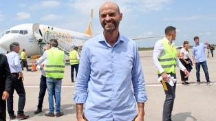 Partió de Córdoba con destino a Iguazú el primer vuelo de Flybondi