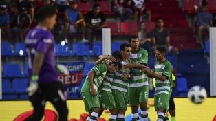 Banfield venció a Tigre, de visitante, con Cvitanich efectivo