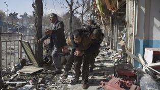 Ya son 103 los muertos por el atentado con la ambulancia bomba en Kabul