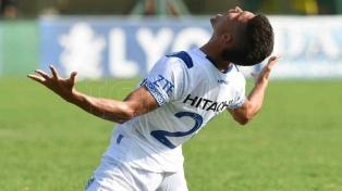 """Vélez logró la ventaja y aguantó el resultado frente al """"Halcón"""""""