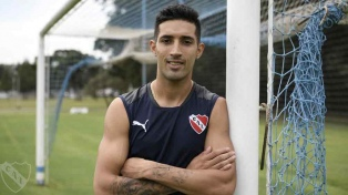 Verón entrenó por primera vez en Independiente