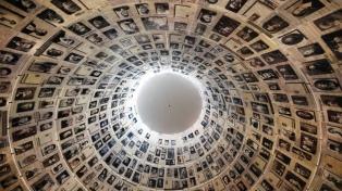 Se conmemoró el Día Internacional en Memoria de las Víctimas del Holocausto