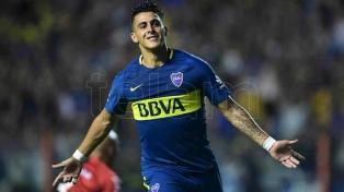 Boca le ganó a Colón y se escapa en el Torneo