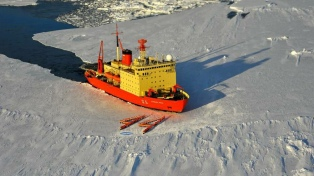 El Irizar llegó de la Antártida y completó el primer viaje desde su reconstrucción