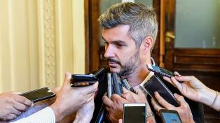 """Peña reclamó a Hugo Moyano que """"deje de victimizarse"""""""