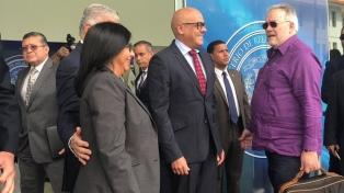 El chavismo y la oposición reanudan el diálogo en la República Dominicana