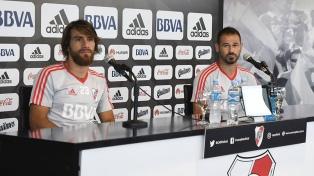 Ponzio adelantó que firmará un año más de contrato con River en junio