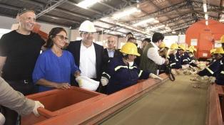 Inauguraron una planta para tratar el 61% de los residuos de la provincia