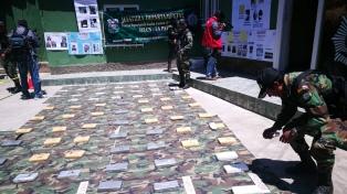 Morales aseguró que el cultivo ilegal de coca bajó a menos de la mitad tras expulsar a la DEA