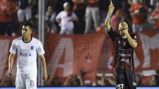 Sebastián Ribas, el jugador de la fecha 16 de la Superliga