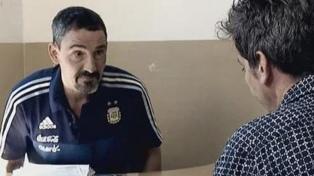 """""""Bebote"""" Álvarez: """"La amenaza contra Holan fue de los Moyano"""""""