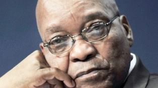 Reabren 16 casos de corrupción contra el ex presidente Zuma