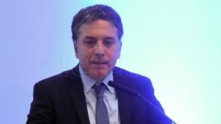 """Dujovne: """"Argentina promoverá el crecimiento inclusivo desde el G20"""""""