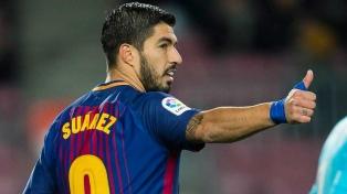 Barcelona logró como local un valioso triunfo frente al Valencia