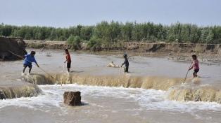 Alerta naranja hasta el 20 de febrero para la cuenca y afluentes del Pilcomayo