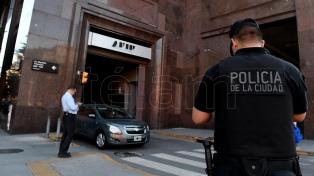 Allanamientos y detenciones por la filtración de datos del blanqueo de capitales