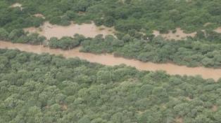 Esperan una nueva crecida del río Pilcomayo e intensifican las evacuaciones