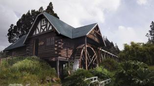 Trevelin: trigo de museo en el pueblo del molino
