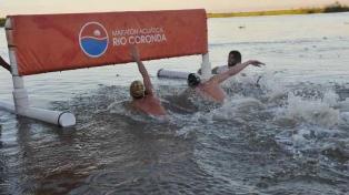 Se disputa la histórica maratón acuática Santa Fe-Coronda