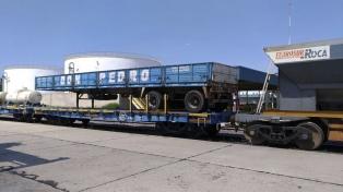 Realizaron con éxito pruebas del sistema que integra camiones y trenes