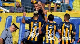 Rosario Central se hizo fuerte de local y derrotó a Unión