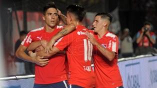 Independiente le ganó Colón en Santa Fe