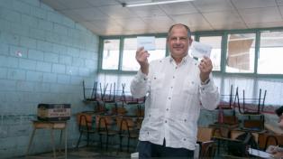 Solís llamó a los ciudadanos a acudir a las urnas