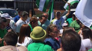 El candidato del PLN  Álvarez Desanti llamó a los ciudadanos a votar