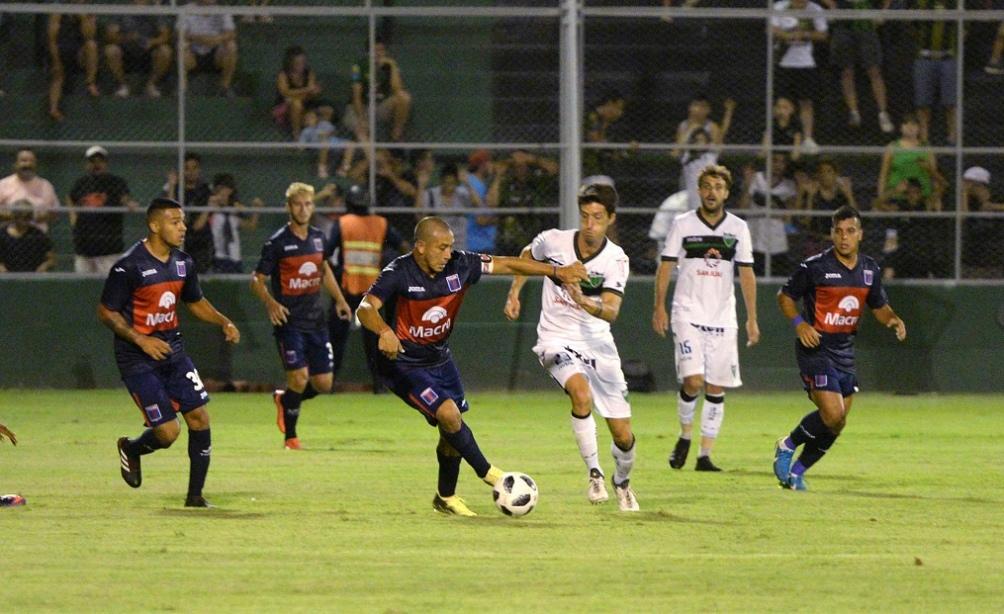 Discreto empate entre San Martín y Tigre