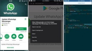 Alertan sobre un falso WhatsApp que aparece en Play Store