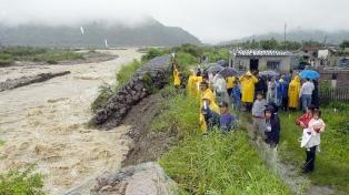Declaran la emergencia hídrica, vial, sanitaria y social en el norte salteño