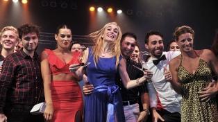 Fátima Florez se llevó la Estrella de Mar de Oro