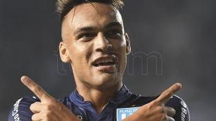 """El representante de Lautaro Martínez asegura que ya es jugador del Inter """"en un 99 por ciento"""""""