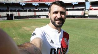 """Pratto: """"En Boca no pude triunfar porque estaba Palermo"""""""