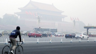 China: por primera vez en 5 años Beijing logró un mes de enero libre de esmog