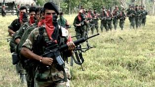 La guerrilla realizará un paro armado para forzar el reinicio del diálogo de paz