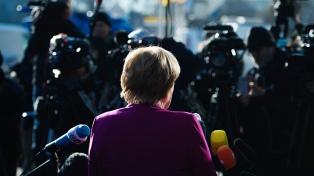 Merkel selló un pacto con los socialdemócratas para un cuarto mandato