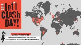 Radios de todo el mundo, reunidas en una jornada en torno a los DDHH y la obra de The Clash