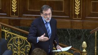 Rajoy defendió su gobierno ante el Congreso