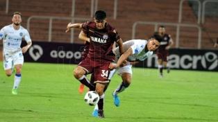 Godoy Cruz goleó a Lanús
