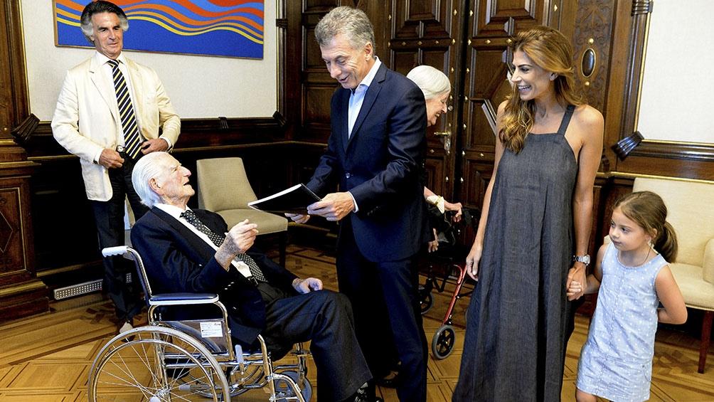 #FelizCumplePresidente: Los saludos a Mauricio Macri por su cumpleaños