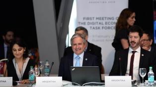 Comenzó el diálogo sobre Economía Digital en el G20