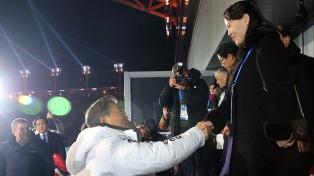 Una histórica muestra de unidad coreana esperanza al mundo