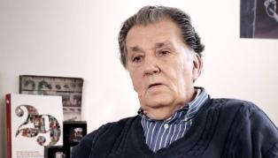 A los 79 años falleció el director de fotografía y realizador Juan José Stagnaro