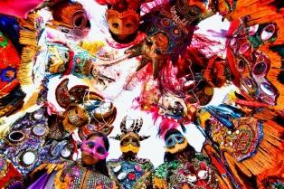 """Gaby Herbstein y un recorrido fotográfico por La Diablada: """"Es una fiesta pop"""""""