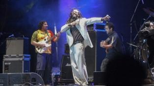 Andrew Tosh llevará la música de su padre el sábado a Córdoba y el domingo a Buenos Aires