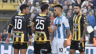 Racing ganó y se prendió en la lucha por clasificar a la Libertadores 2019