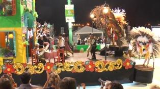 Veinte embajadores asistieron al carnaval correntino